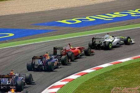 Lo que la Fórmula 1 nos ha enseñado a las pequeñas empresas en 2009