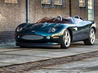 Así era el sublime Jaguar XK180 de 1998, un prototipo que honraba los 50 años de saga XK