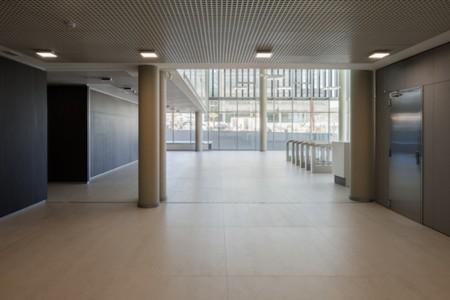 Soleria Interior Edificio Cajamar Dekton Danae
