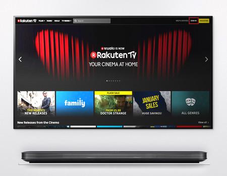 El contenido con soporte para Dolby Atmos y Dolby Vision llegará a los Smart TV de LG gracias a Rakuten TV