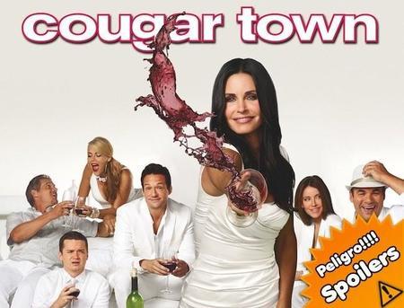 La cuarta temporada de 'Cougar Town' se merece un brindis