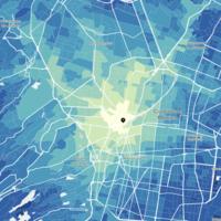 """Uber Movement llega a CDMX: esta herramienta recopila los datos de tus viajes para """"mejorar"""" la movilidad de la capital"""