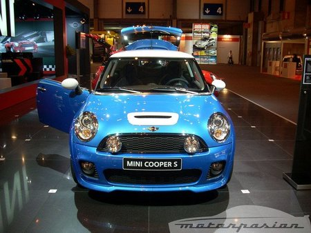 Mini Cooper S ¿Diesel? Parece que sí
