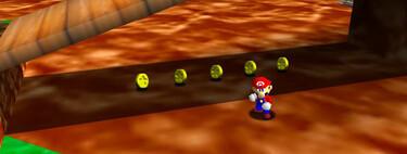 Super Mario 64: cómo conseguir la estrella de las 100 monedas en Bob-omb Battlefield