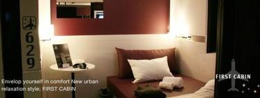 """Hoteles First Cabin en Japón: ¿puede una """"habitación cabina"""" ser de lujo?"""