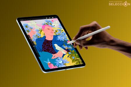 """El iPad Air (2020) Cellular de 64 GB con diseño """"pro"""" es un chollo en Amazon y MediaMarkt por 637 euros"""