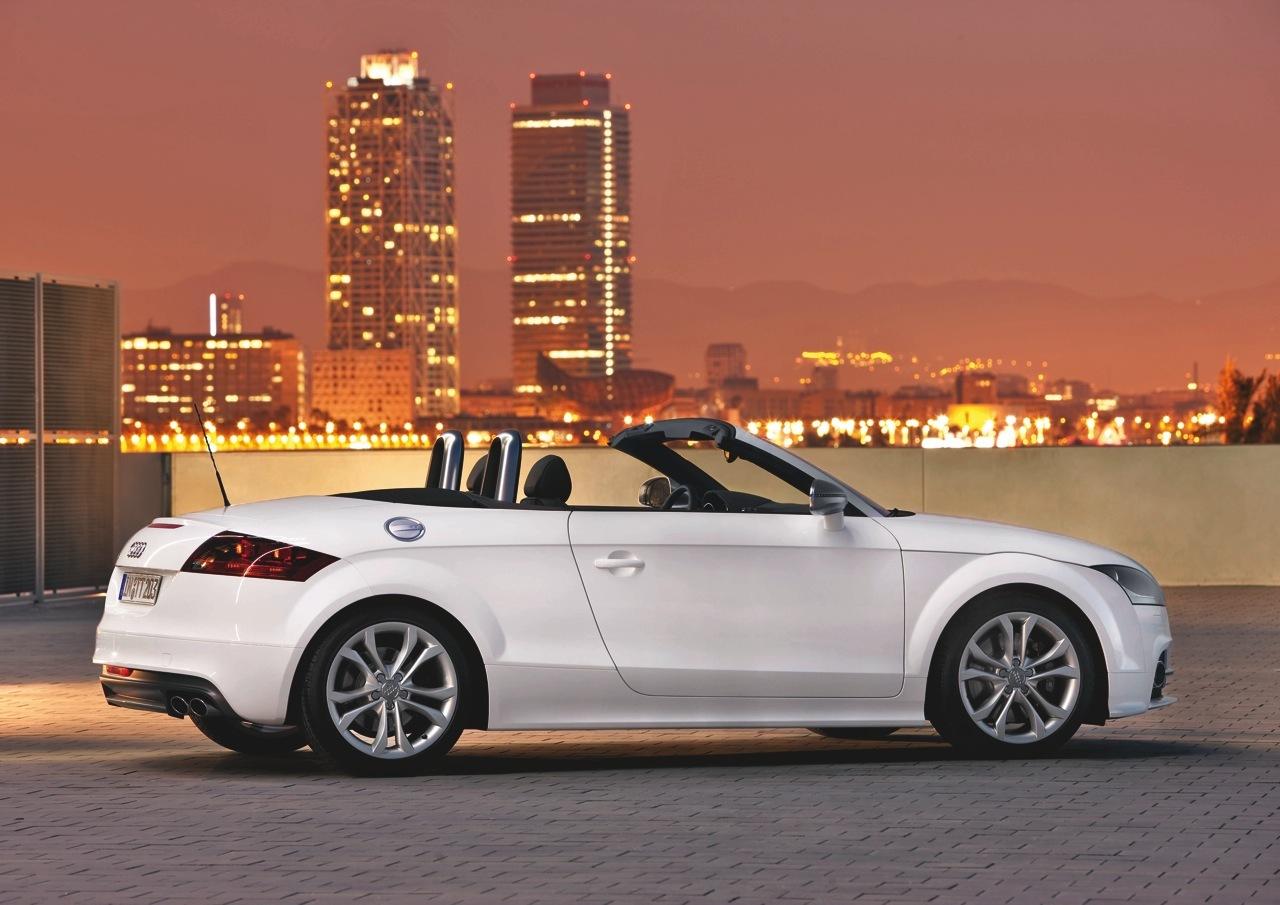 Foto de Audi TT Roadster 2010 (6/38)
