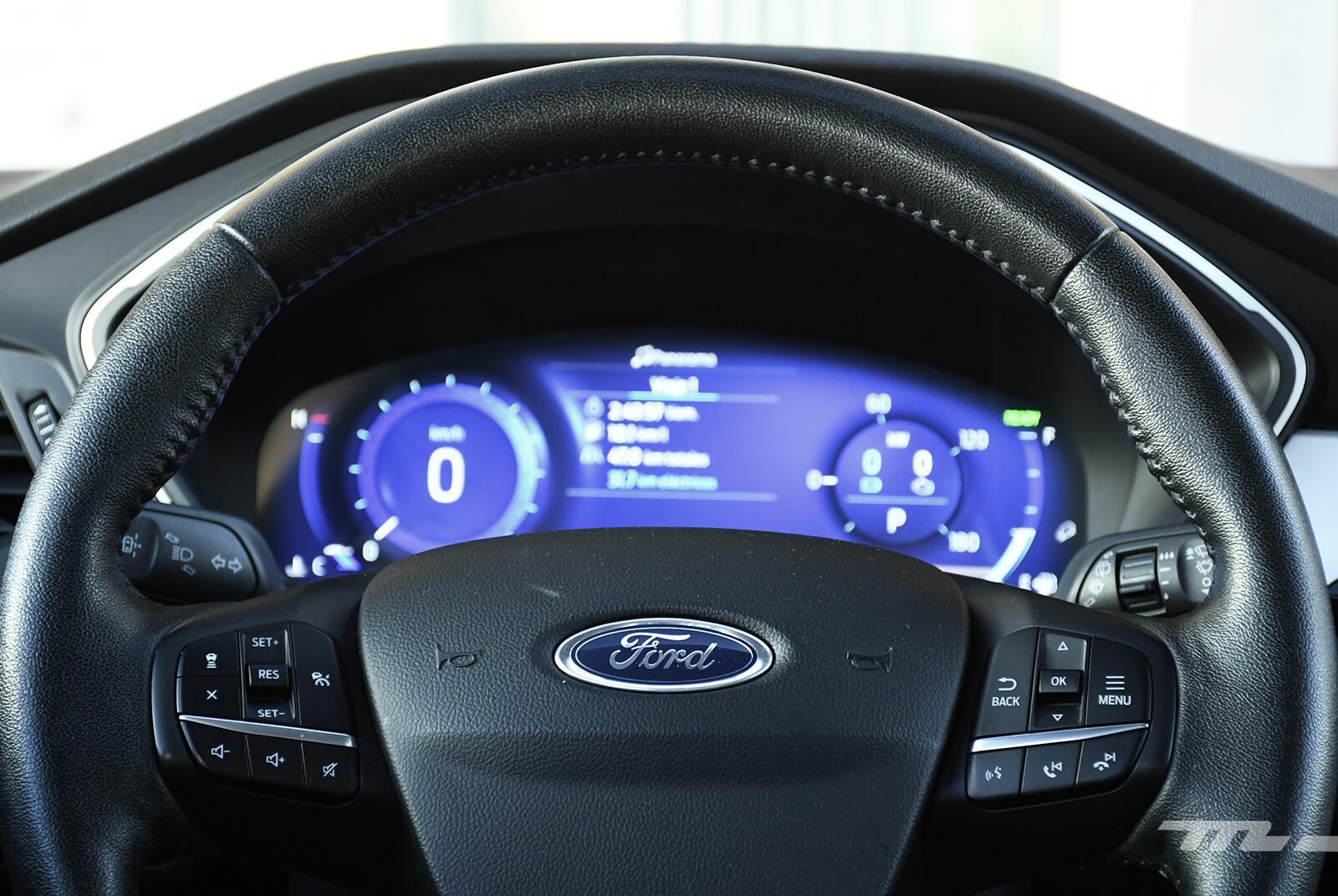 Foto de Ford Escape Hybrid (prueba) (17/22)