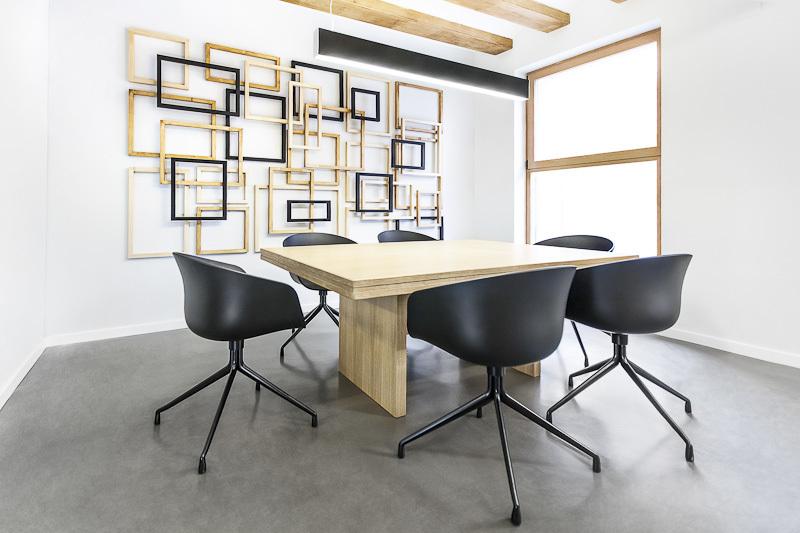 Foto de Espacios para trabajar: las oficinas de Zapata Herrera en Valencia (1/7)