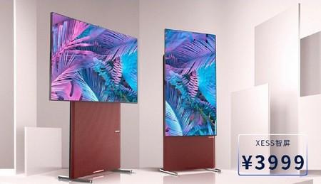 televisor vertical