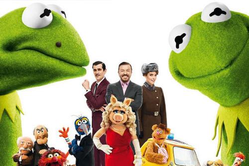 'El tour de los Muppets', una secuela desangelada