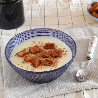 Gachas dulces de Todos los Santos, receta tradicional de un postre tan humilde como delicioso (que merece la pena reivindicar)