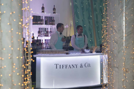 De fiesta con Tiffany & Co: