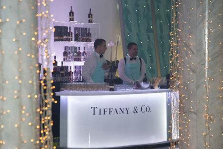 De fiesta con Tiffany & Co: