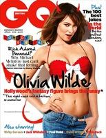 Los hipnóticos pechos de Olivie Wilde llegan a la portada de GQ