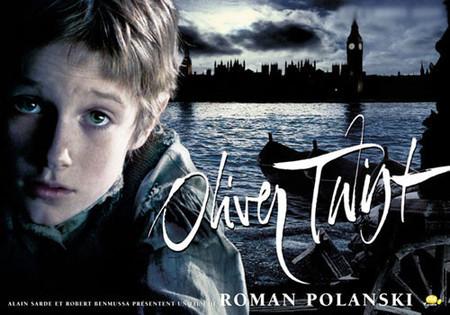 Oliver Twist y un año de cine gratis