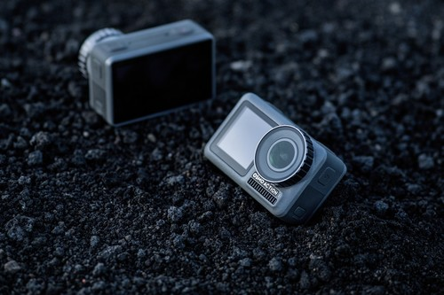 Osmo Action: así es la nueva cámara de acción de DJI con dos pantallas y capaz de grabar video 4K