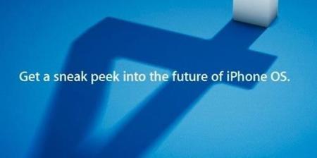 """Seguimiento de la keynote """"iPhone OS 4.0"""" [finalizado]"""