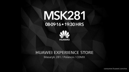 Huawei Experience Store Cdmx
