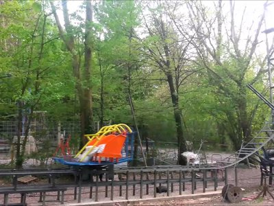¿Un parque de atracciones sin electricidad? El Italia es posible