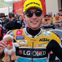 Juanfran Guevara abandona la competición y se retira como piloto profesional con sólo 22 años