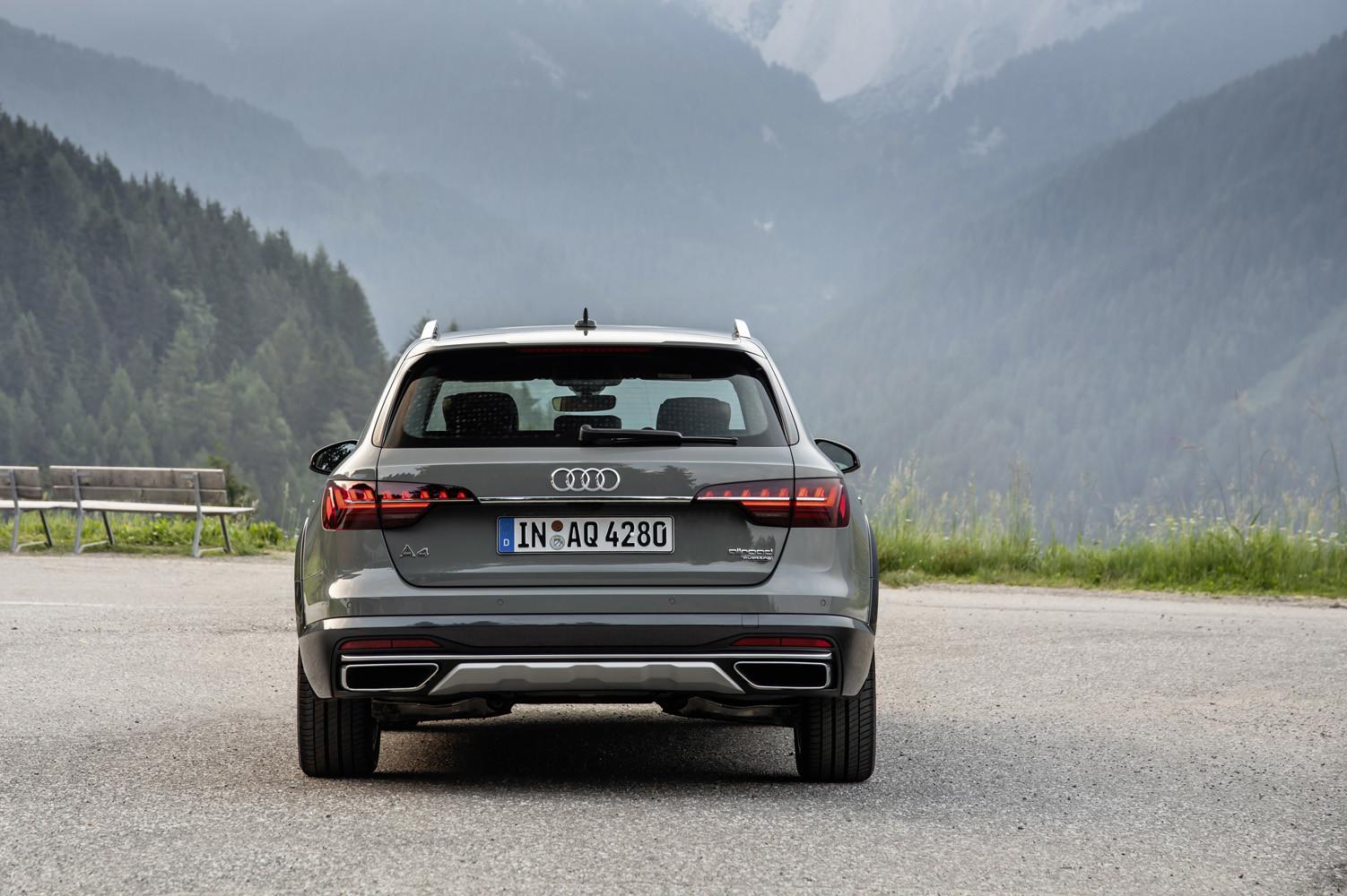Foto de Audi A4 allroad quattro 2019, toma de contacto (19/21)