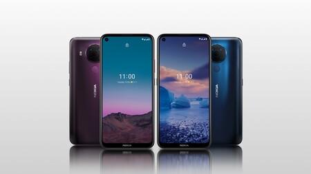 Nokia 5.4 llega a México: cuatro cámaras Carl Zeiss y Android 11 con actualizaciones por tres años, lanzamiento y precio oficial