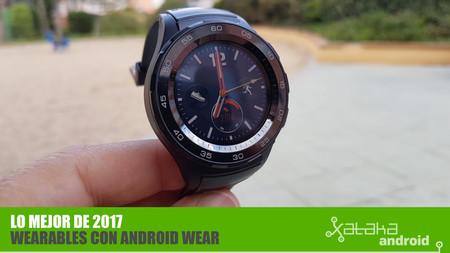 Los mejores wearables con Android Wear de 2017