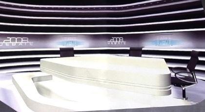 Sorpresa en la elección de los moderadores para los debates