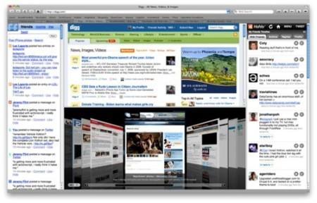 Mecca, un navegador basado en Safari y vitaminado con plugins