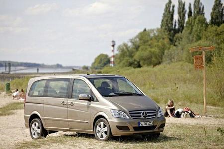 Nueva Mercedes Viano