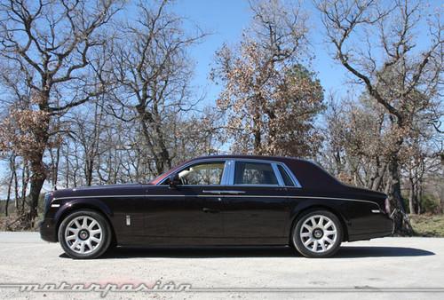 Rolls-Royce Phantom, tras probar un coche así no volverás a ser el mismo. ¿O sí? (parte 2)