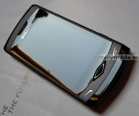 Samsung Wave, el primer teléfono bada se deja ver en el Mobile World Congress