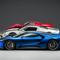 Video: ¡Es un pájaro, es un avión! ¿Es un McLaren? ¿Es un Lamborghini...? ¡No! Es el nuevo Ford GT