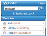 Yahoo pone su buscador en los móviles de T-Mobile