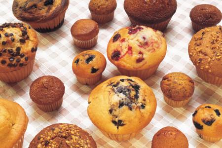 Magdalenas, muffins y cupcakes: encuentra las siete diferencias