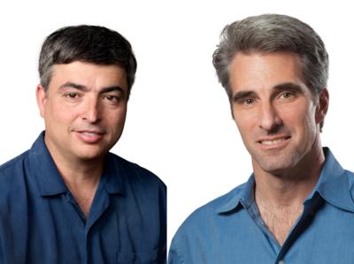 Eddy Cue y Craig Federighi estarán en la primera Code Conference con Walt Mossberg
