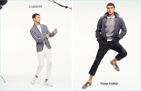 Clement Chabernaud 2017 Holt Renfrew Spring Designer Fashions 004
