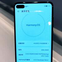 """La versión final de HarmonyOS tendrá """"definitivamente un nuevo diseño"""" distinto a EMUI, según ITHome"""