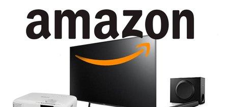 Rebajas en imagen y sonido en Amazon