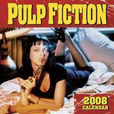 Calendario Pulp Fiction 2008