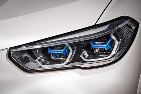 BMW X5 2018 luces laser LED