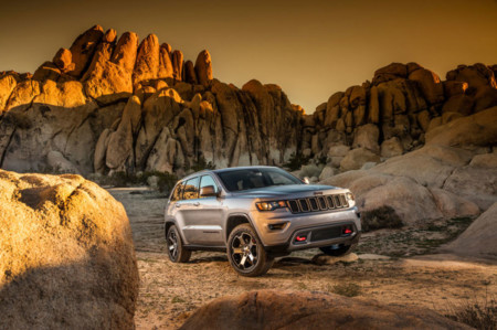 Jeep Grand Cherokee Trailhawk 2017 3