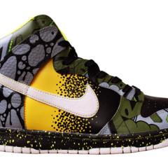 Foto 4 de 5 de la galería zapatillas-nike-dunk-high-serpent-ii en Trendencias Lifestyle