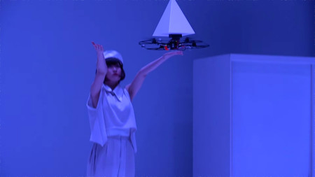 Drone Coreografia Arte
