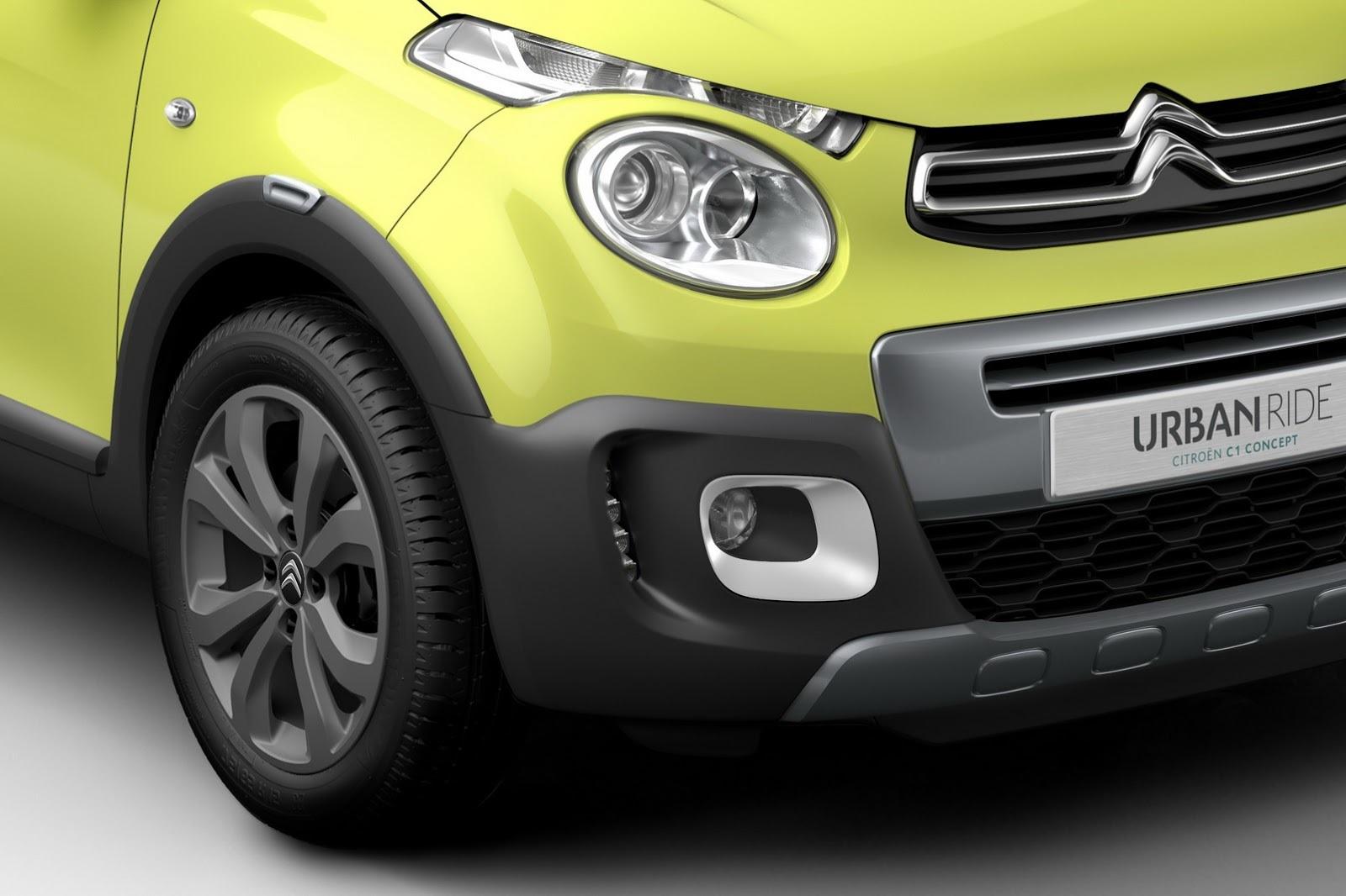 Foto de Citroën C1 Urban Ride Concept (7/8)