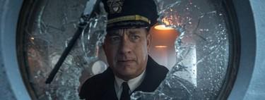 """El estreno de 'Greyhound' asalta el ranking de Apple TV+ y alcanza cifras de récord propias de un """"éxito de verano"""""""