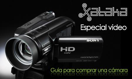 Especial Video en XTK: cámaras de video