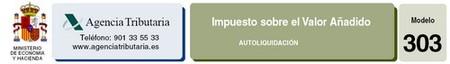 Modelo 303: El formulario de declaración de la AEAT está incompleto