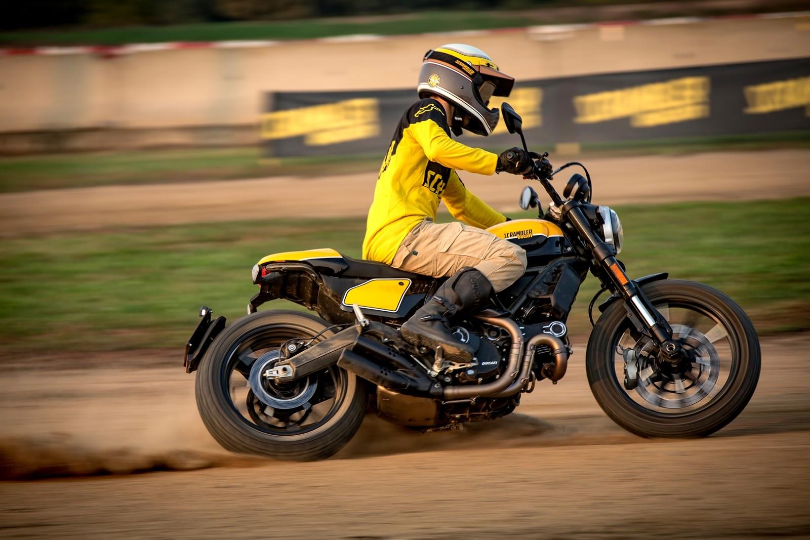 Foto de Ducati Scrambler Full Throttle 2019 (7/18)
